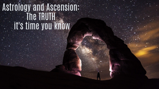 Astrology and Ascension: The TRUTH it's time you know - Aaron Doughty